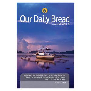 Our Daily Bread Annual EditionVol. 27