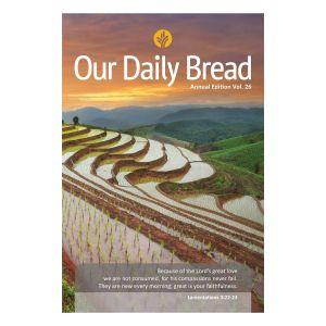 Our Daily Bread Annual English Vol. 26