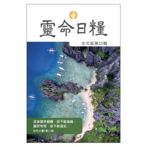 Our Daily Bread Traditional Chinese Vol. 12