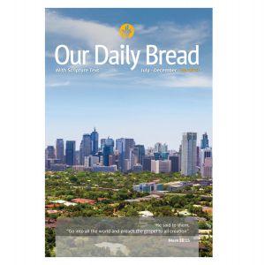 Our Daily Bread Semi Annual Vol. 27 (July-Dec)