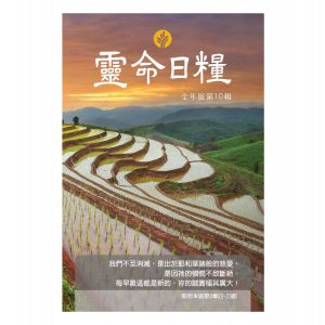 Our Daily Bread Traditional Chinese Vol. 10