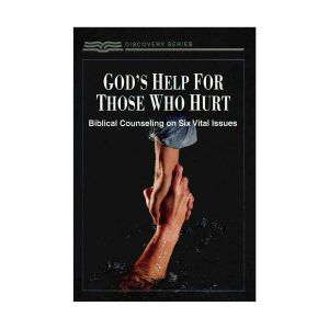 God's Help For Those Who Hurt