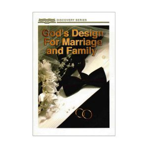 God's Design For Marriage and Family