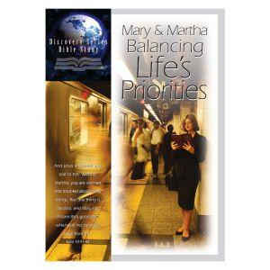 Mary & Martha: Balancing Life's Priorities