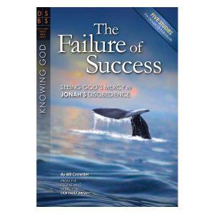 The Failure of Success