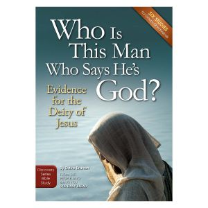 Who is this man who says he's God?