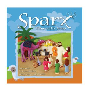 Sparx: Time with Jesus - Softbound