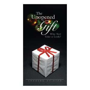 The Unopened Gift: Why Not Take A Look?
