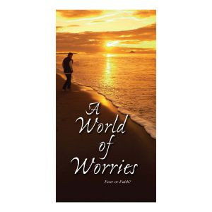 A World Of Worries - English