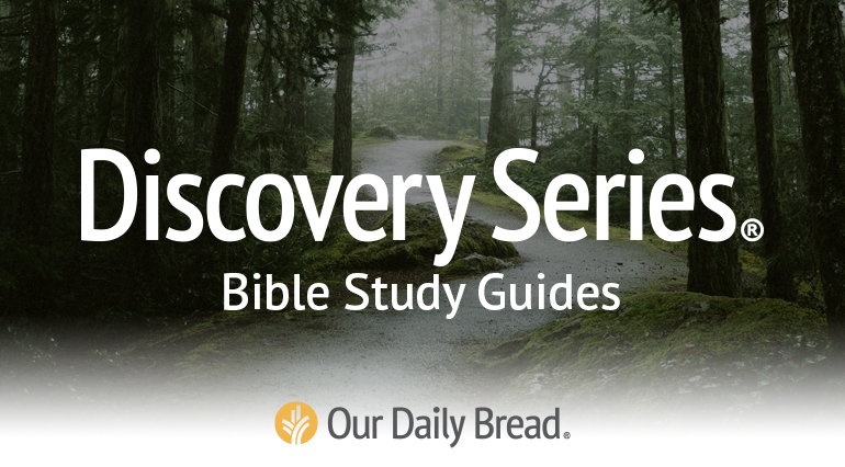 Discovery Series Bible Study Guides